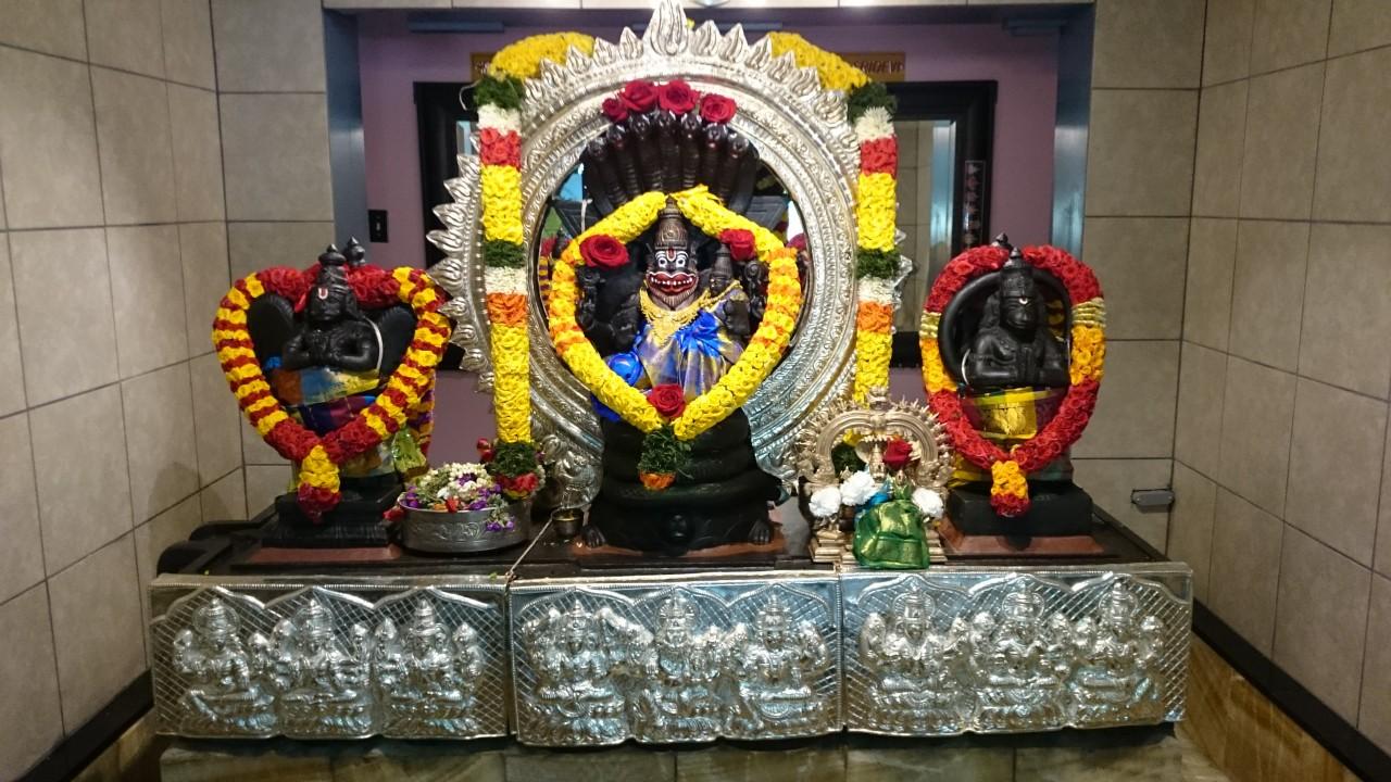 Nrusimha Jayanati – 2015