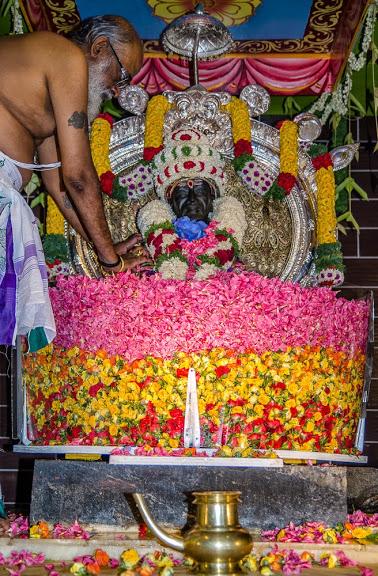 Pushpabhishekam