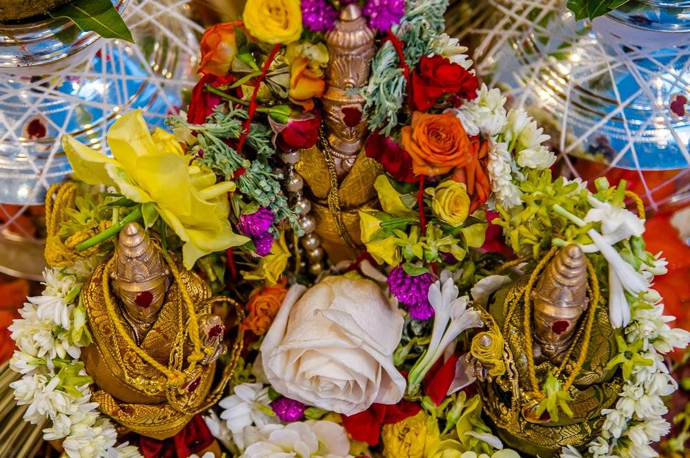 Sri Padmavathy Srinivasa Kalyanam July '2015