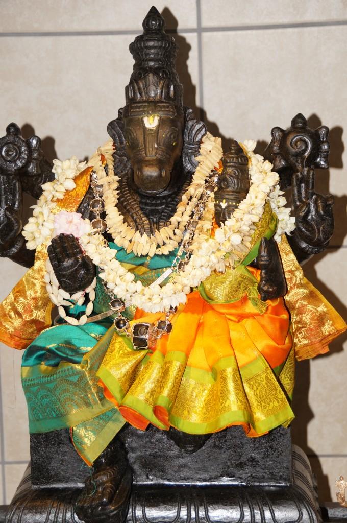 Lakshmi Hayagriva