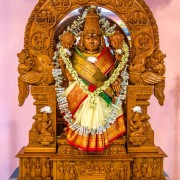Lord Kurma Narayana-Nayaki