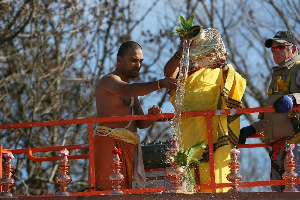 Kumbhabhishekam Part 1